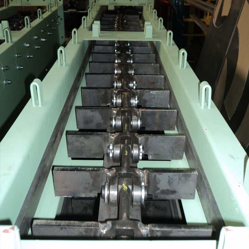Преимущества цепных транспортеров спирали для транспортеров
