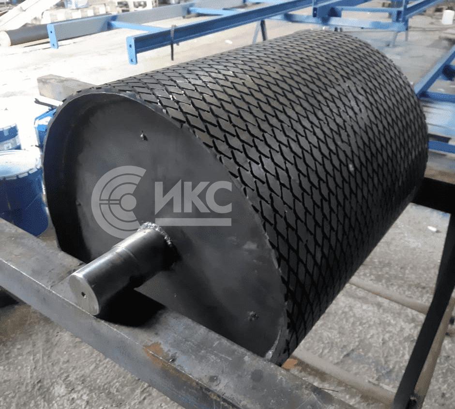 Барабан неприводной для конвейера ремонт конвейеров транспортеров